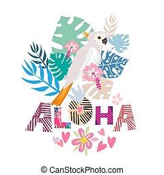 carte, aloha, 2