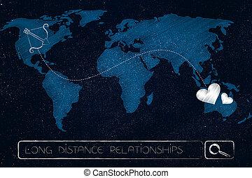 longue distance datant en ligne