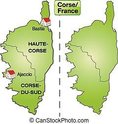 Carte Corse Fond Blanc.Images Et Illustrations De Carte Corse 504 Illustrations De