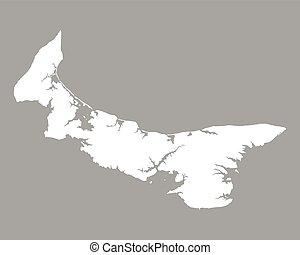 carte, edward, prince, île