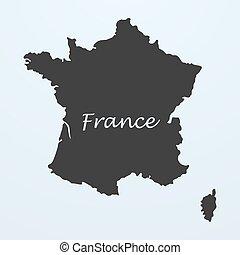carte, france