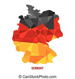 carte, germany.