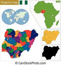 carte, nigeria