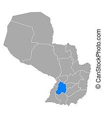 carte, paraguari, paraguay