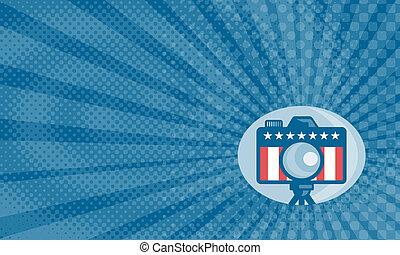 carte, photographe, affaires numériques, américain