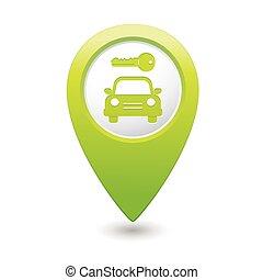 clipart vecteur de handicap voiture mauvais gar parking plat csp39335611. Black Bedroom Furniture Sets. Home Design Ideas