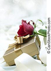 carte voeux, valentin