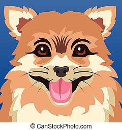 cartel, perro,  animal