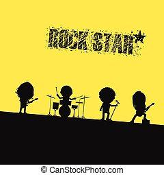 cartel, roca