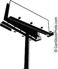cartelera, (clear), señal
