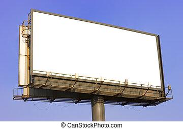 cartelera, publicidad