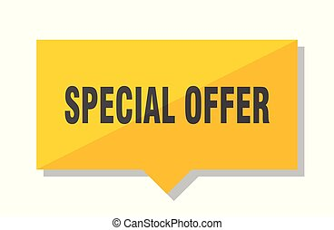 cartellino del prezzo, speciale, offerta