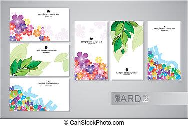 cartes, 2, business
