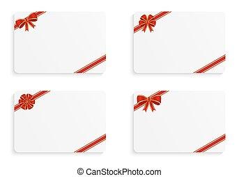 cartes, cadeau