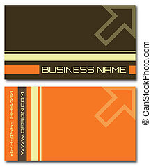 cartes, ensemble, business, 49