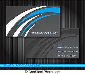 cartes, ensemble, business