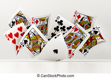 cartes, poker