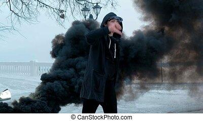 carthe, φόντο , εκστομίζω , αποτέλεσμα , νέος , ζακέτα , διαβάζω , μαύρο απολυμαίνω με καπνό , άσπρο , ακριβός , άντραs