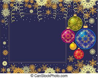 cartolina, Natale