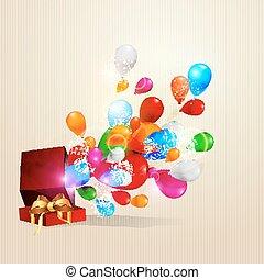 cartoline, compleanno