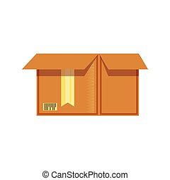 carton box delivery service
