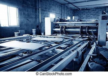 Carton production equipment