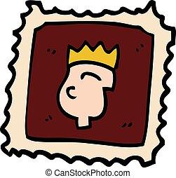 carton stamp