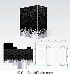 Carton template - Completed packaging should be printed on ...