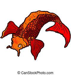 Tatuaggio fish giapponese tatuaggio fish cartone for Carpa giapponese prezzo