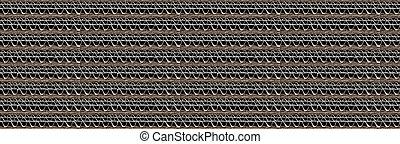 cartone ondulato, seamless
