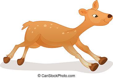 cartoon animal