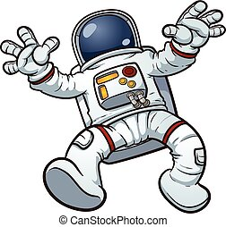 astronaut illustrations and clipart 32 469 astronaut royalty free rh canstockphoto com Acorn Coloring Pages Free Free Clip Art Downloads