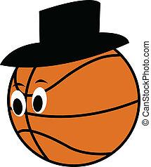 Cartoon ball