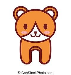 cartoon bear animal image