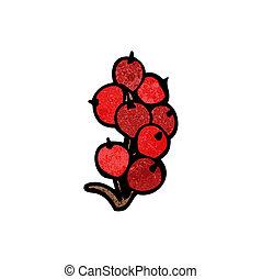 cartoon berries
