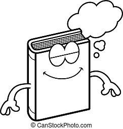 Cartoon Book Dreaming