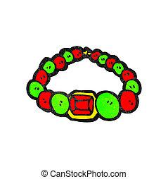 cartoon bracelet