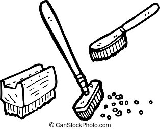 cartoon brushes