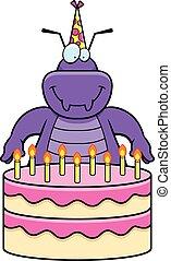 Cartoon Bug Birthday