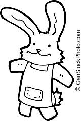 cartoon bunny rabbit