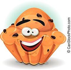 Cartoon Cake Character