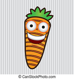 Cartoon Carrot