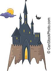 Cartoon Castle