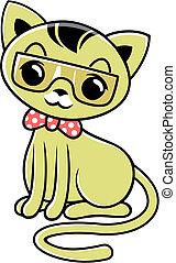 cartoon cat 01