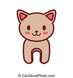 cartoon cat animal image
