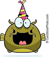 Cartoon Catfish Birthday Party