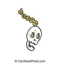 cartoon chain