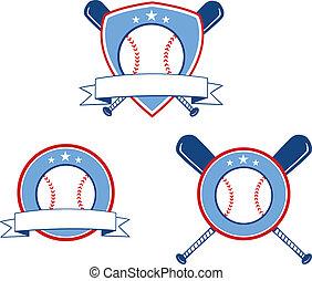Baseball Banners 3 Collection Set