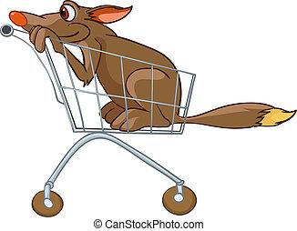 Cartoon Character Dog