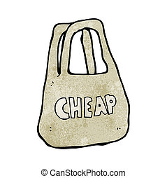 cartoon cheap bag